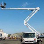 Snake 2312 Plus - Piattaforma aerea autocarrata su veicolo commerciale leggero