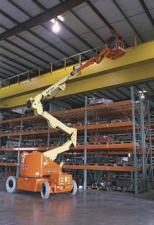 Sollevatori a braccio elettrico E400AN - stretto