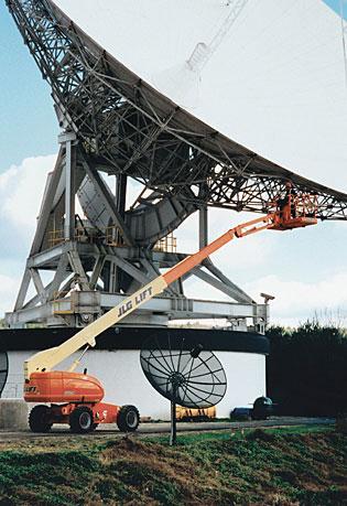 Sollevatori a braccio telescopico diesel 660SJ