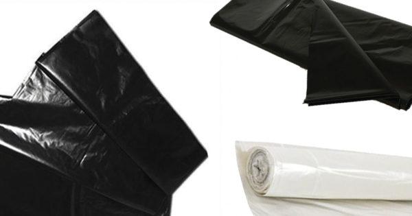 Sacchi in polietilene e buste per imballaggio
